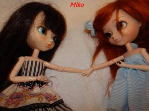 Itami & Hanna: Compassion ♥