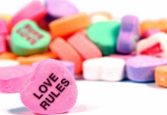 Loves Rules...