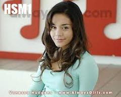 Evolution de Vanessa Hudgens dans High School Musical !!