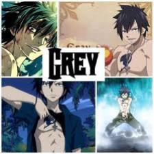 Grey : présentation personnage de la fiction