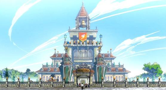 Guilde de Fairy Tail                     : fiction