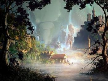 C'est mon monde à moi, C'est ma prochaine fic, C'est Les 6 Royaumes.