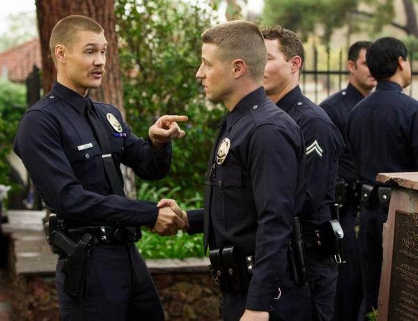 Chad dans Southland !