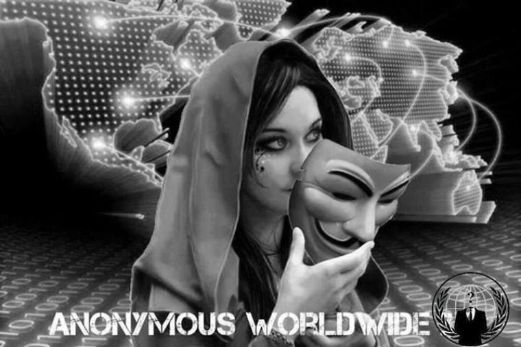 #Anonymous worldwide