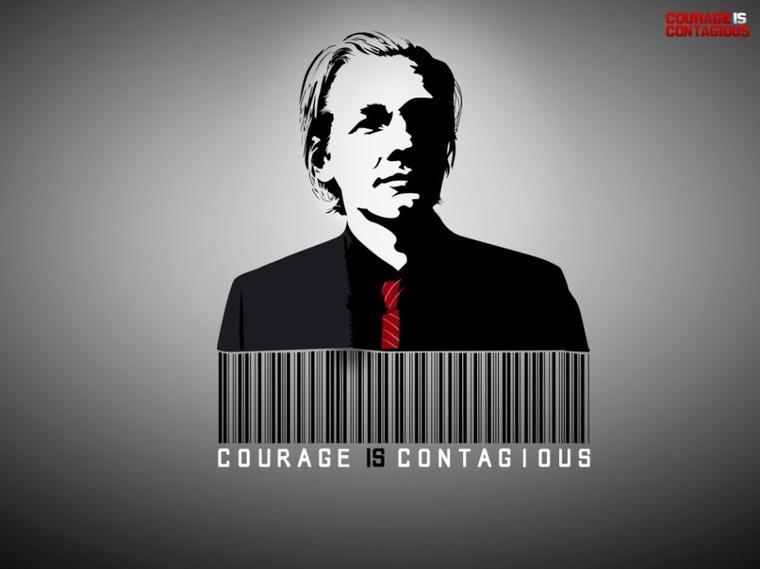 Le courage est contagieux :-)