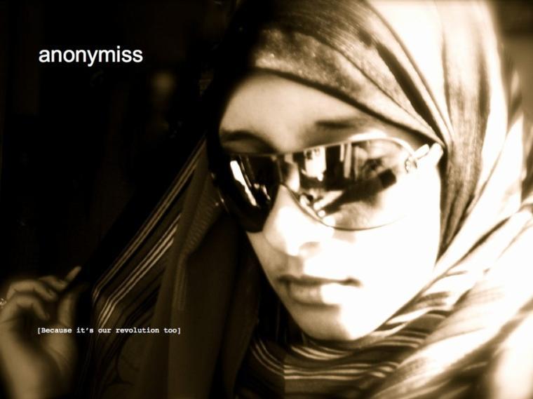 Anonymiss c'est aussi notre revolution !