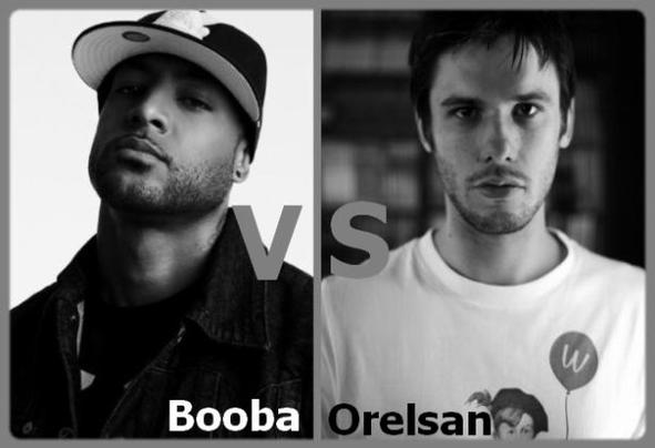 Booba VS Orelsan