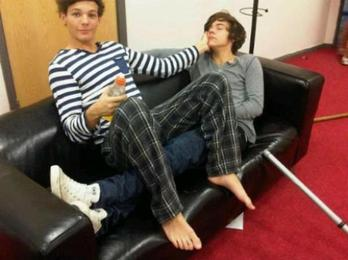One Direction : Les moments les plus sexy de leur tournée
