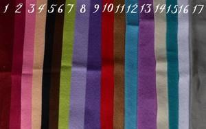 Chois des couleurs