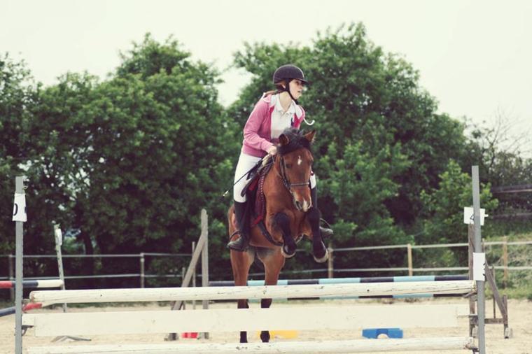 _Monter un cheval vous donne un goût de liberté.