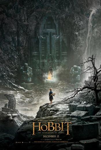 Le Hobbit 2 - La désolation de Smaug - Bande Annonce VF