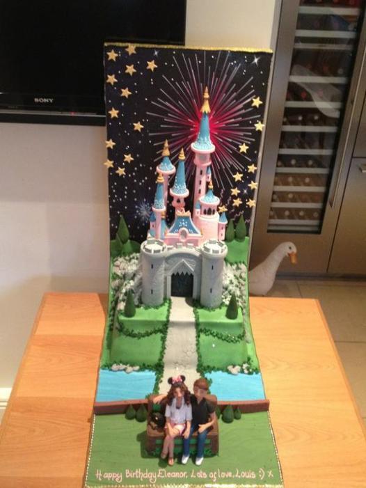 Louis a fait sa pour Eleanor!!