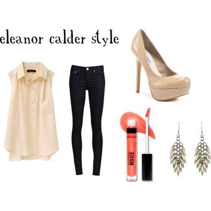 Eleanor style !!