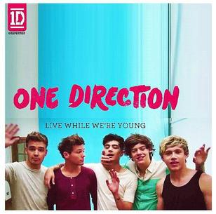 Voicii mes babeeeeeeeeeeeee ♥ LIVE WHILE WE'RE YOUNG ♥