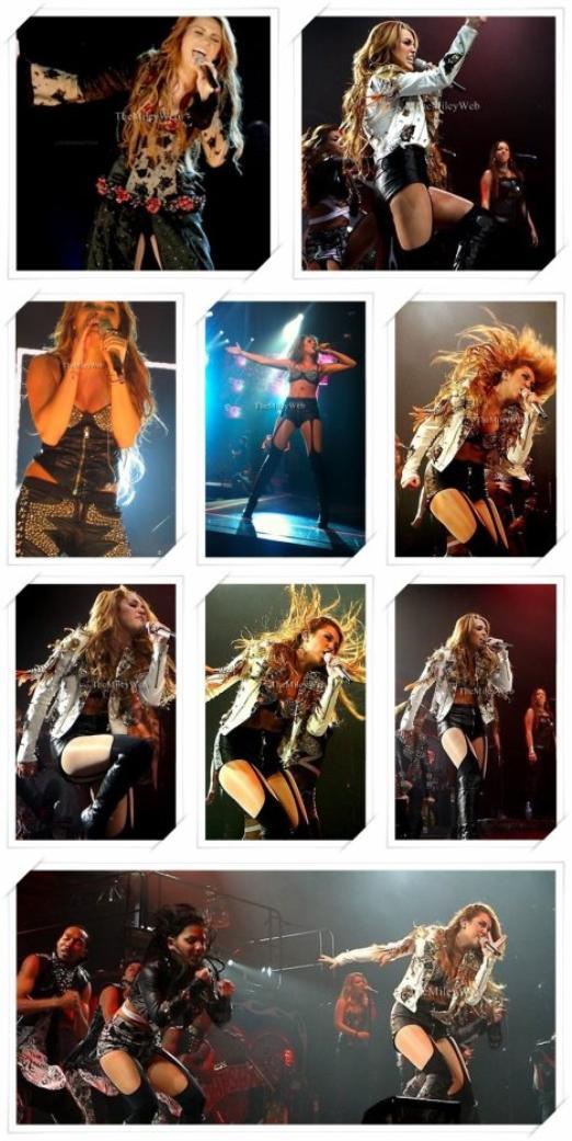 - 23.06.11-Photos du concert à Melbourne (en Australie). -  -