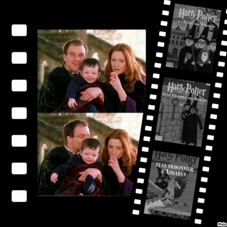 Harry Potter à l'école des sorciers…lu par l'ancienne génération