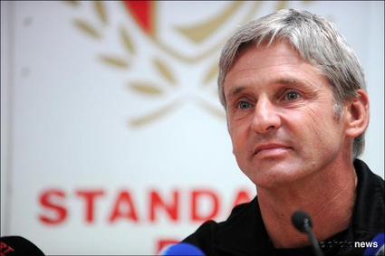 C'est officiel, José Riga nouveau coach du Standard