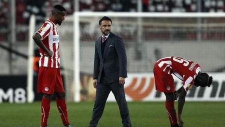 Le Président de l'Olympiakos inflige une amende de 500.000 euros à ses joueurs