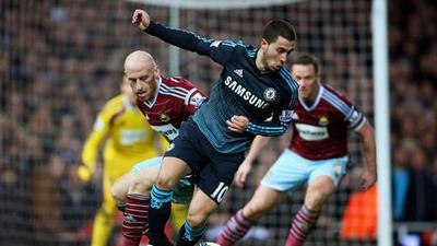 Hazard élu Footballeur londonien de l'année, Thibaut Courtois meilleur gardien