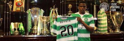 Boyata file au Celtic Glasgow