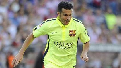 Pedro prolonge au Barça