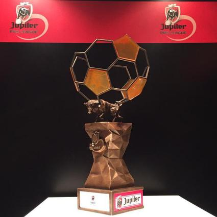 Un nouveau trophée pour la Jupiler Pro League