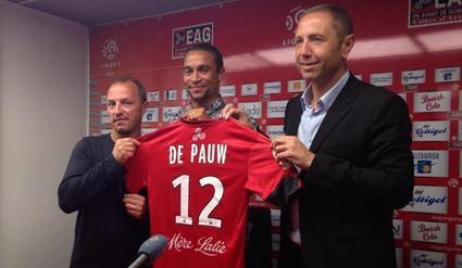 Officiel : Nill De Pauw rejoint la Ligue 1 française