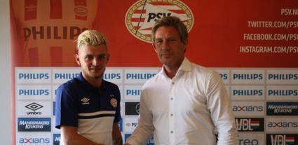 Officiel: Maxime Lestienne au PSV