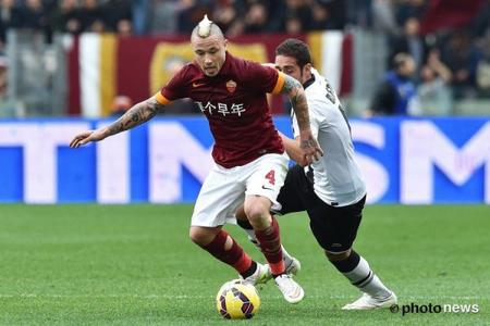Nainggolan a prolongé à l'AS Rome