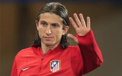 Officiel : Filipe Luis retourne à l' Atletico Madrid