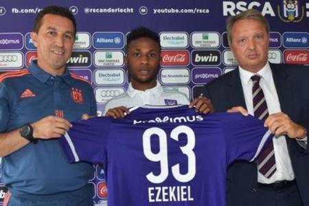 Ezekiel à Anderlecht, c'est officiel