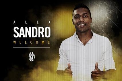 La Juve s'offre Alex Sandro pour 26 millions