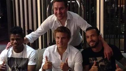 Officiel : Vossen - Pereira - Adu  signent au Club de Bruges