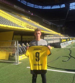 Januzaj à Dortmund, c'est fait !