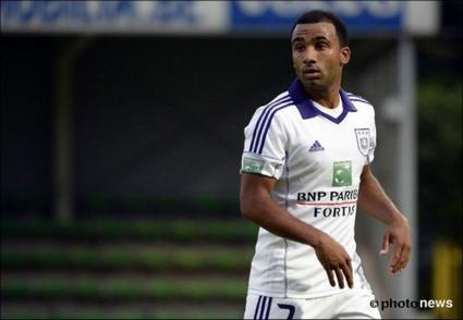 Armenteros quitte Anderlecht... pour mieux les retrouver