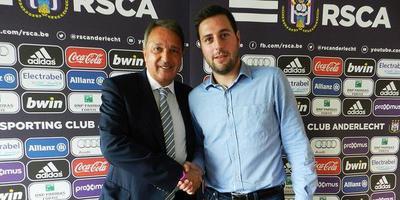 Officiel : Franck Boeckx signe à Anderlecht