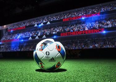 """Beau jeu"", le ballon de l'Euro 2016"