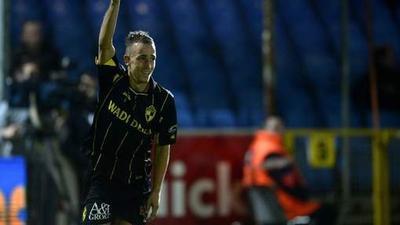 Julien Vercauteren prêté à Westerlo jusqu'à la fin de la saison