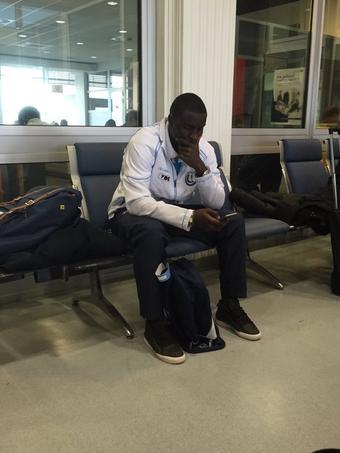Un attaquant sénégalais arrive à La Gantoise