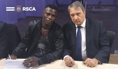 Officiel : Badji pour 3,5 ans à Anderlecht