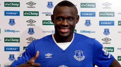 Niasse débarque à Everton pour 18 millions d'euros