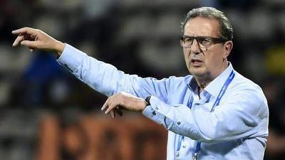 Leekens n'est plus le sélectionneur de l'Algérie