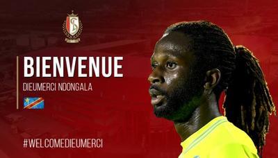Dieumerci Ndongala signe au Standard