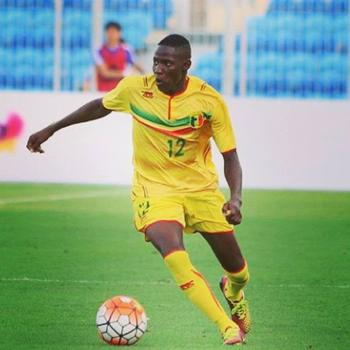 Le Malien Moussa Djenepo au Standard