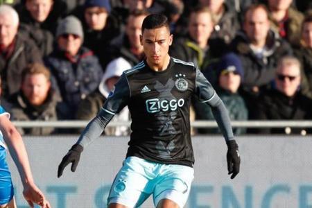 Anwar El Ghazi (Ajax Amsterdam) à Lille