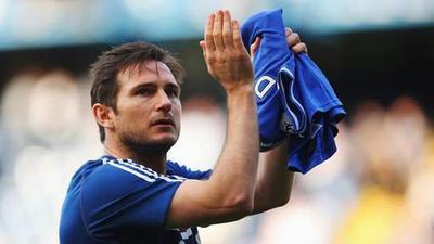 Lampard met un terme à sa carrière