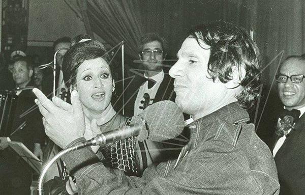 WARDA et Abdelhalim Hafed