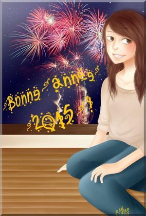 Bonne année [avec un jour de retard] ♫♪