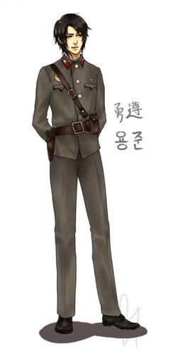 Yongjoon 勇遵