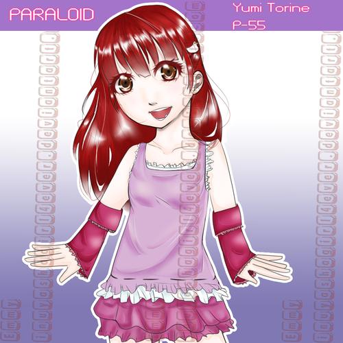 Yumi Torine 由美鳥音